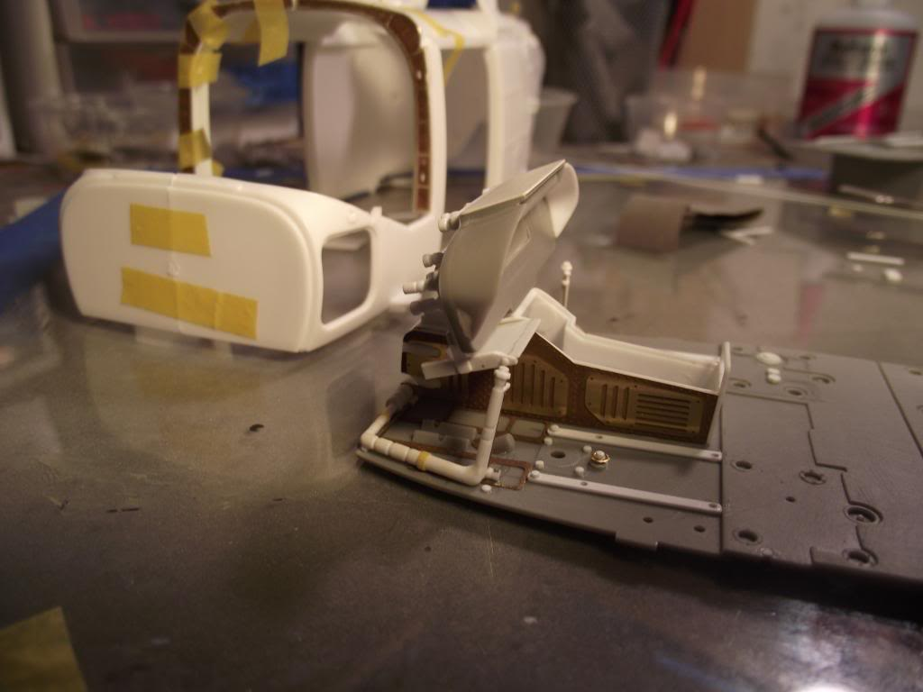 LYNX HELICOPTER / REVELL 1/32 / Step by step build 011_zps28c2a780