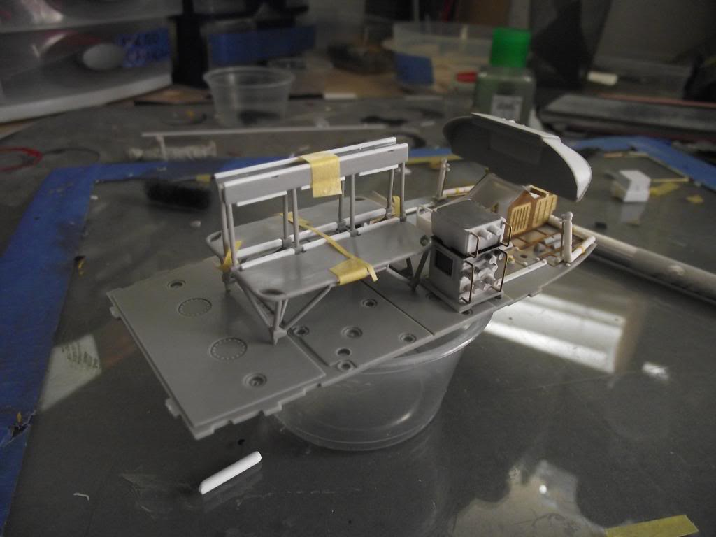 LYNX HELICOPTER / REVELL 1/32 / Step by step build 012_zps63bbaddc