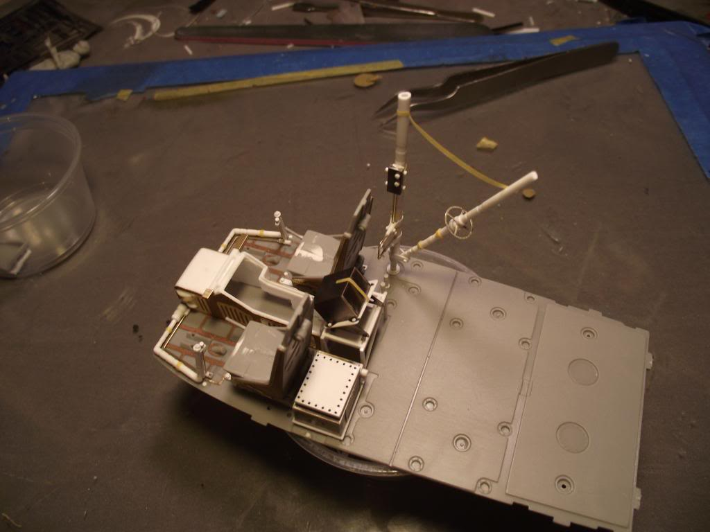 LYNX HELICOPTER / REVELL 1/32 / Step by step build 072_zpsa6ed7b01