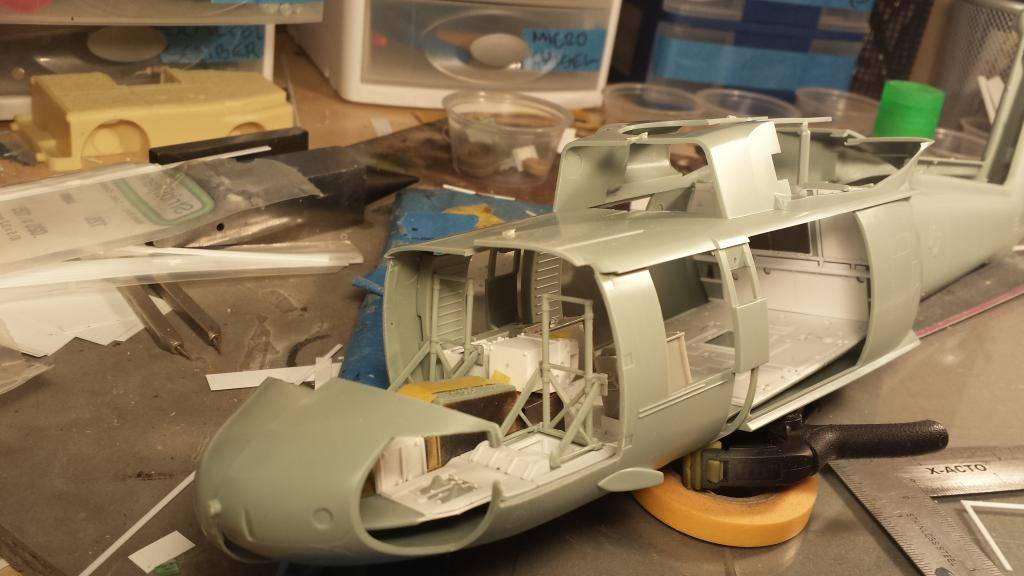 Seahawk helicopter Academy 1/35  diorama. 20141228_141935_zps67000610