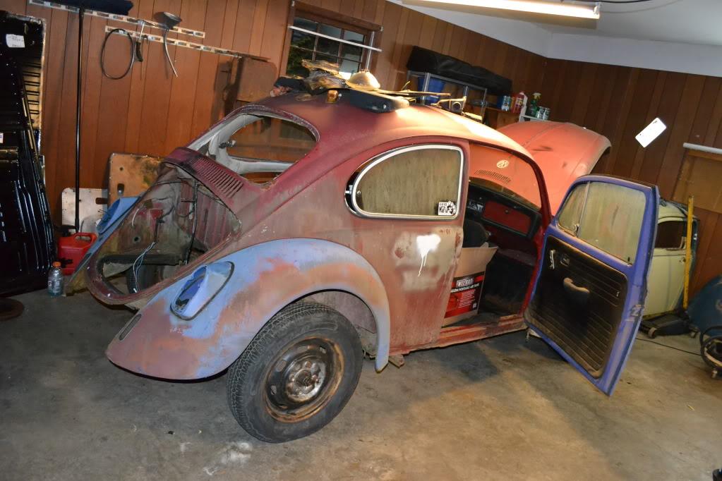 My 1968 VW Beetle 015