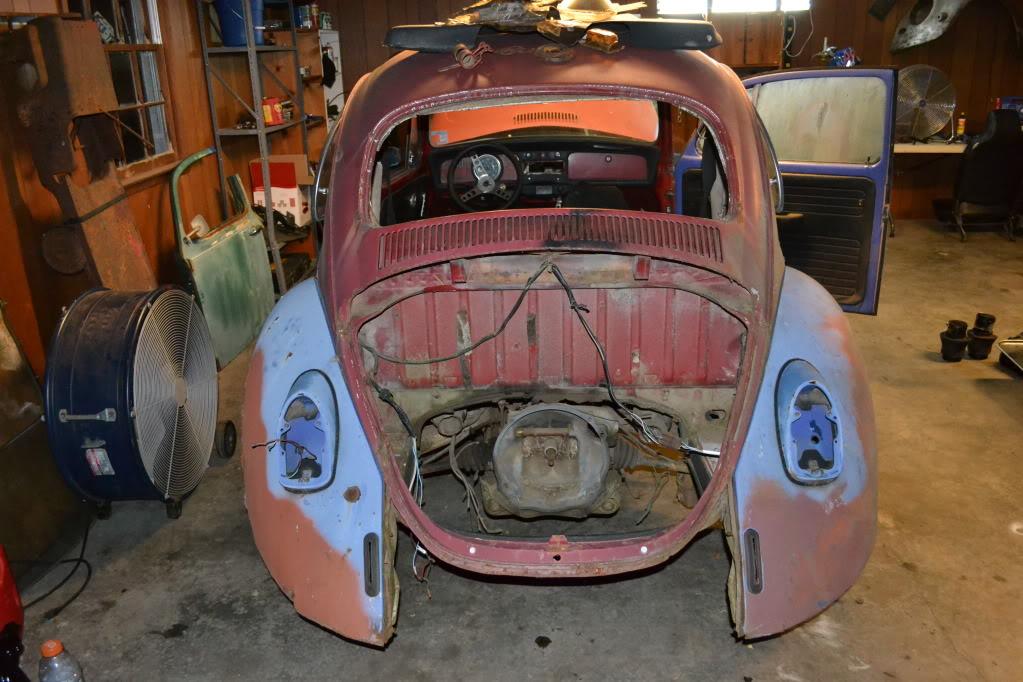 My 1968 VW Beetle 016
