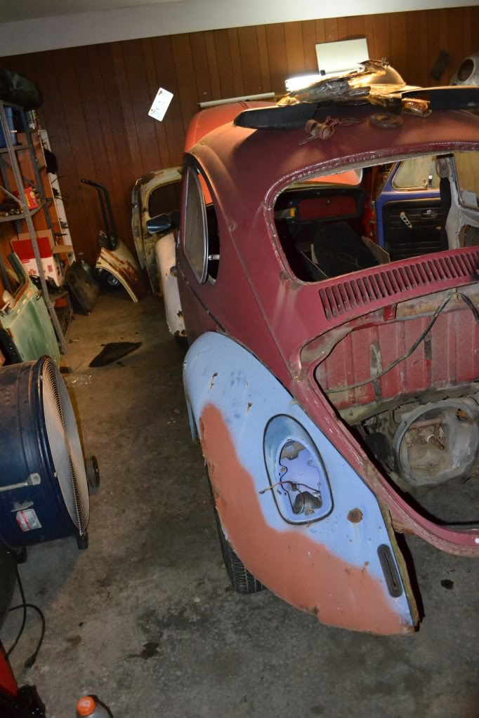 My 1968 VW Beetle 017