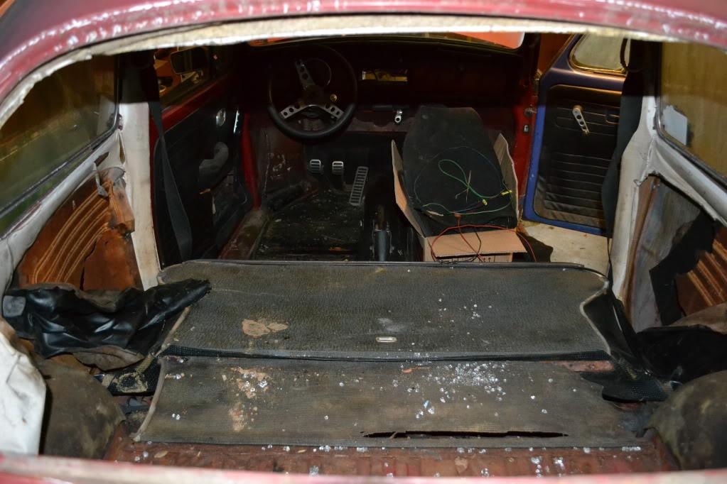 My 1968 VW Beetle 018