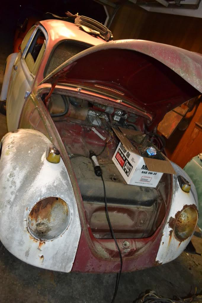 My 1968 VW Beetle 020