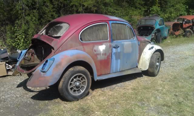 My 1968 VW Beetle IMAG0619