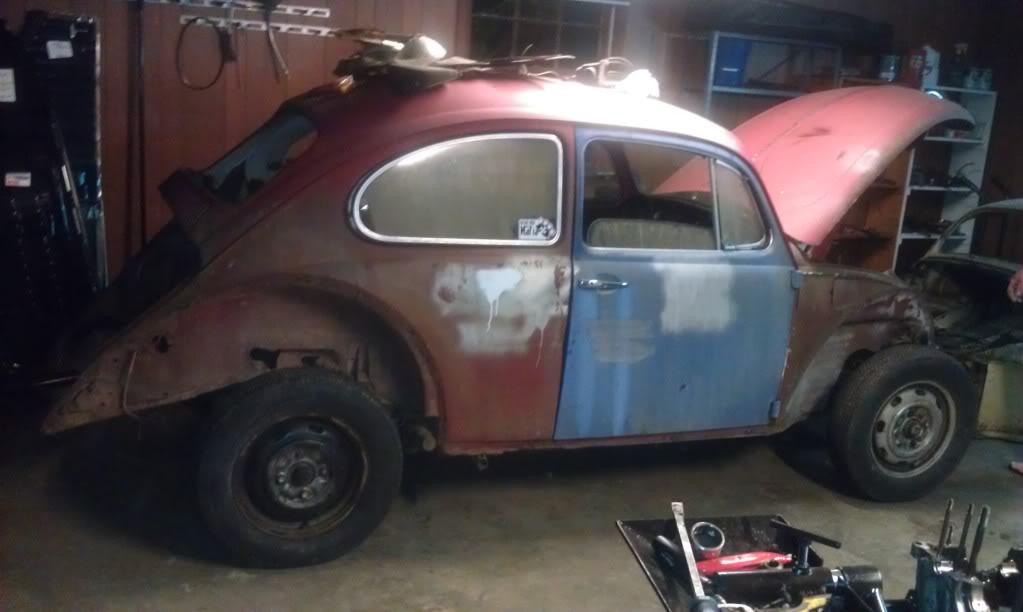 My 1968 VW Beetle IMAG0622