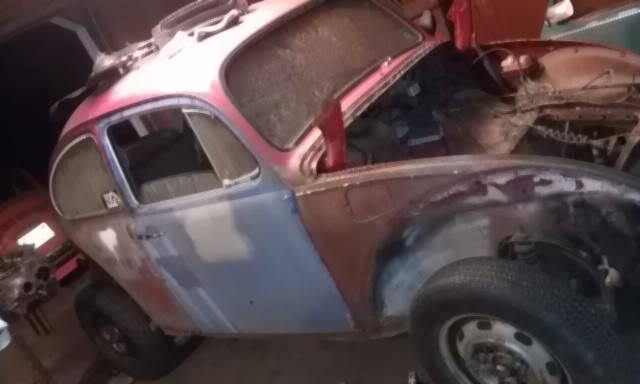 My 1968 VW Beetle IMAG0625