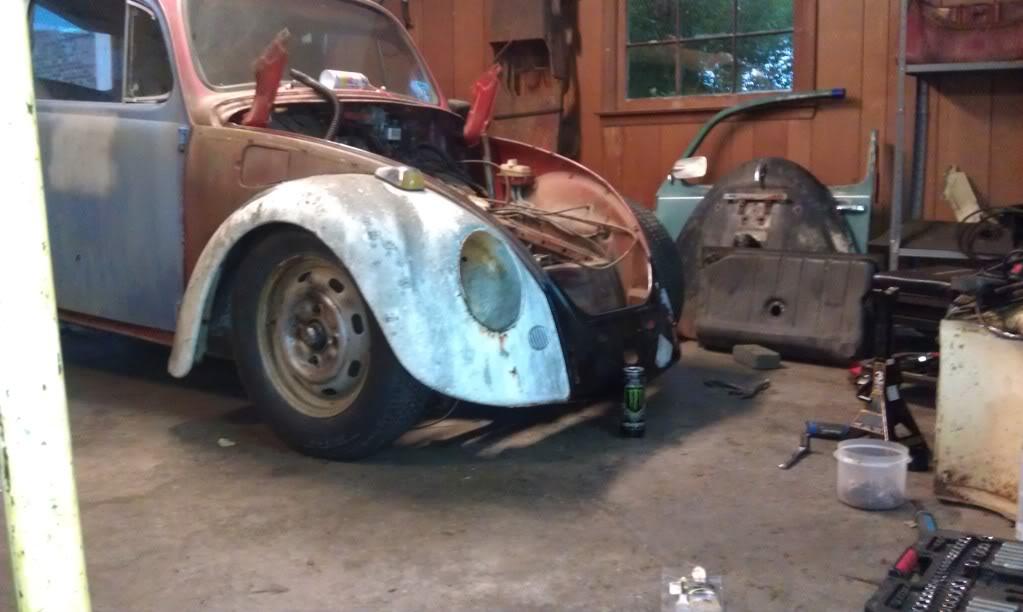 My 1968 VW Beetle IMAG0645