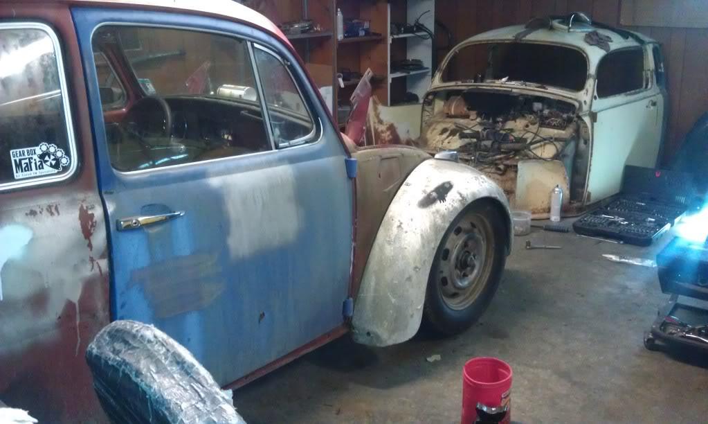 My 1968 VW Beetle IMAG0647