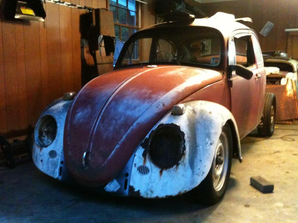 My 1968 VW Beetle IMG950715