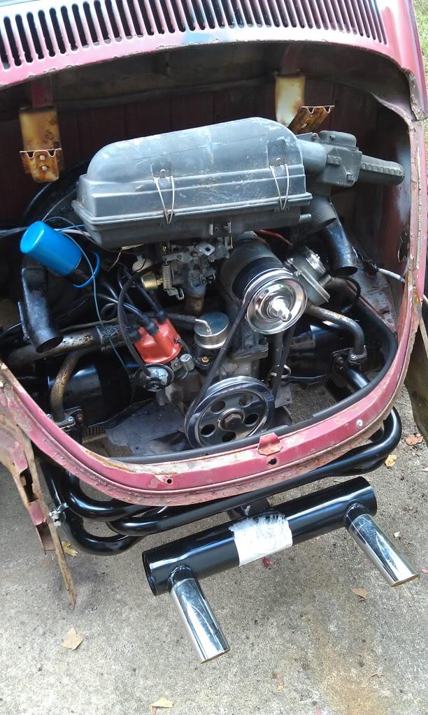 My 1968 VW Beetle IMAG0895