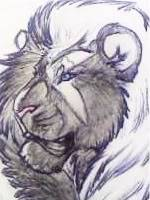 Buru, Bull of the Savannah  _alpha_omega_buru__by_CheshireSmile-1