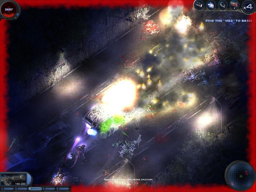 game alien shooter Die