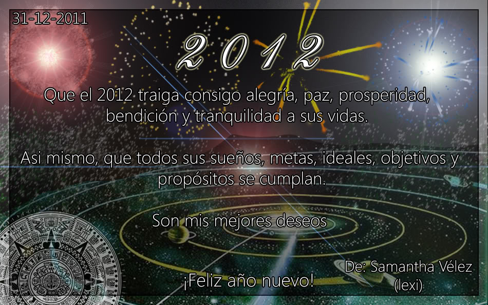 ¡Feliz 2012! Feliz2012-Lexi