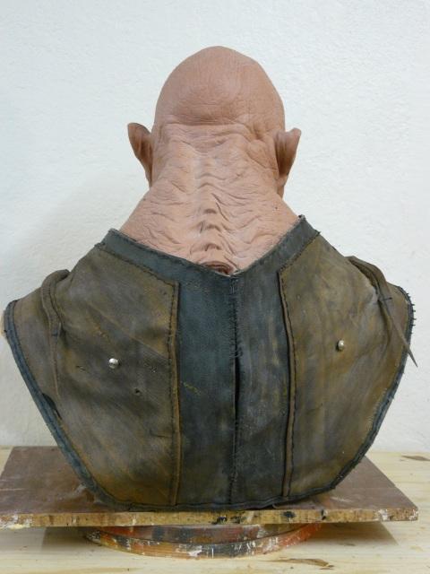 Le Seigneur des anneaux     buste 1/1 de Lurtz Lurtzmaj10004