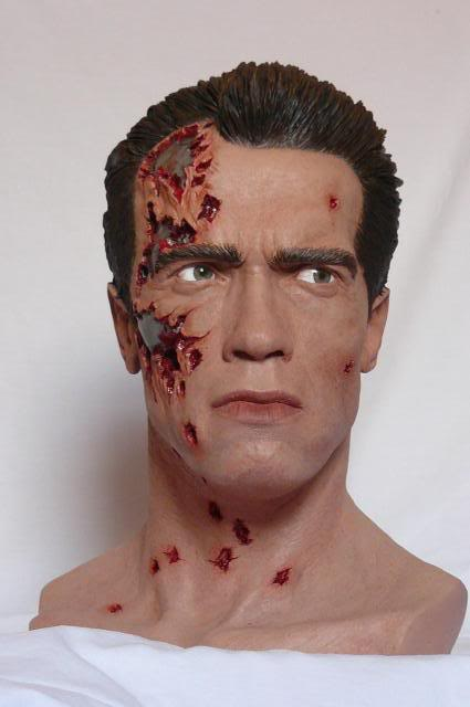 Buste Terminator 1984 Up T3