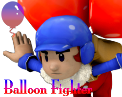 The Community Super Smash Bros. Moveset Topic BalloonFighterMoveset