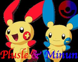The Community Super Smash Bros. Moveset Topic PlusleMinun