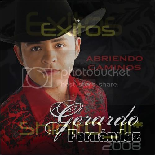 [Estreno]Gerardo Fernandez - Abriendo Caminos[2008] GFPortada