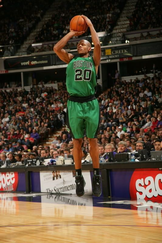 THE SUNS' TIMES RayAllen