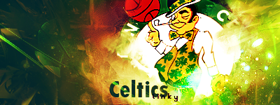 Advertising sigs Celttics
