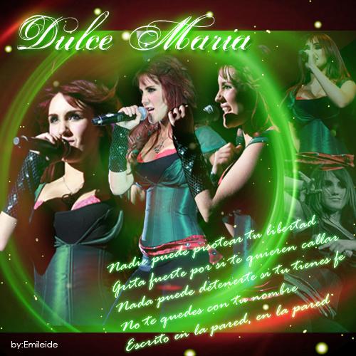 Dulce Maria [1] - Page 4 Dulce