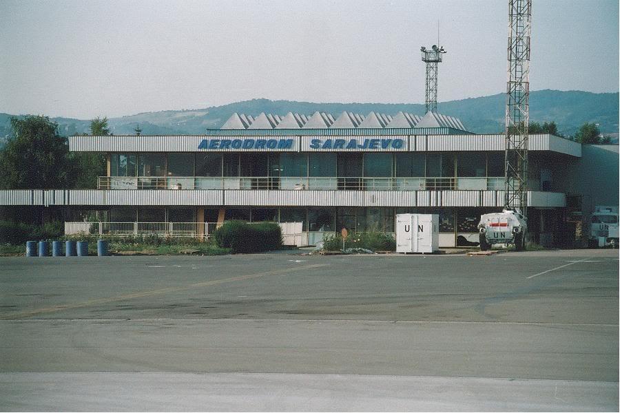 Operation Harmony - Sarajevo 1992 Terminal