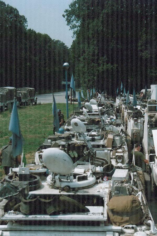 Operation Harmony - Sarajevo 1992 Photo10