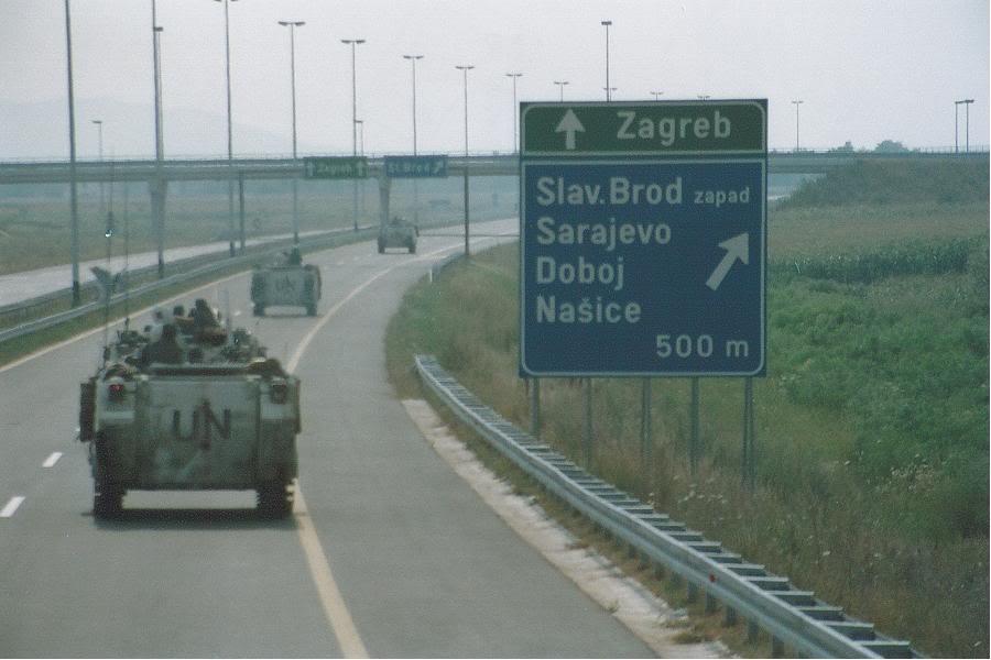 Operation Harmony - Sarajevo 1992 Photo20