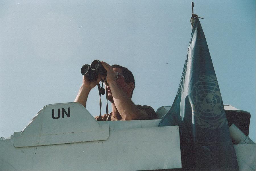Operation Harmony - Sarajevo 1992 Photo23