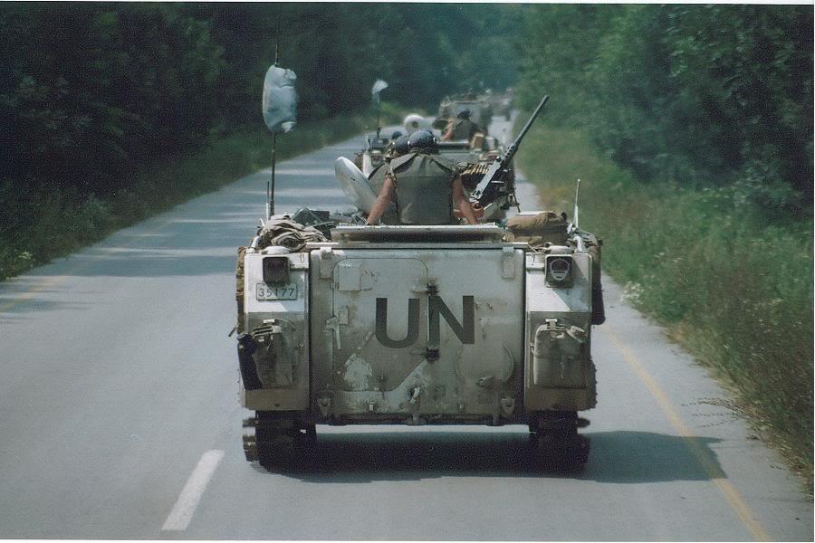Operation Harmony - Sarajevo 1992 Photo5