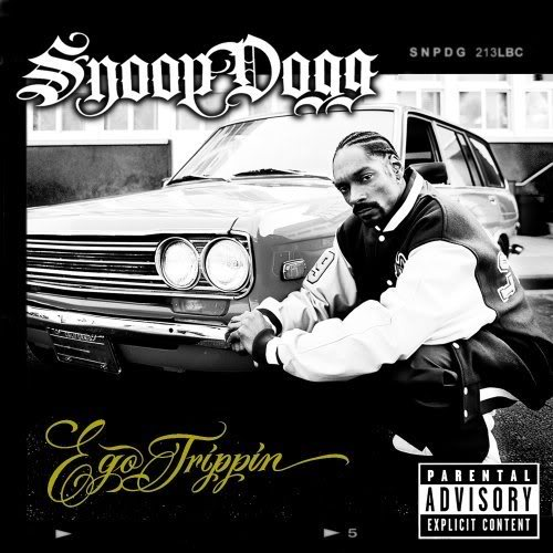 Snoop Dogg - Ego Trippin (Clean Album)-2008-CMS Cover