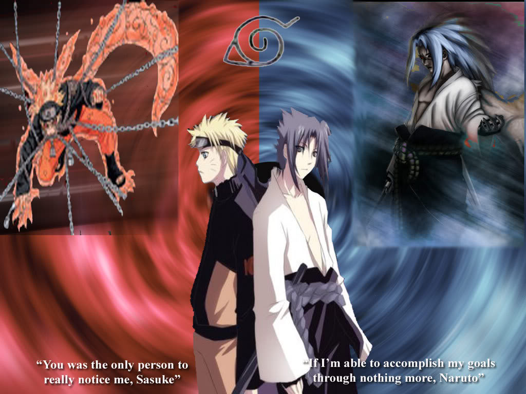 صور ناروتو NarutoSasuke-wallpaper
