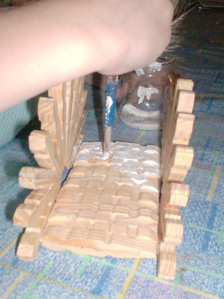 Servettenhouder van wasknijper (jong en oud) HPIM2690