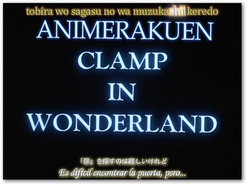 [Megapost] Mundo CLAMP W101