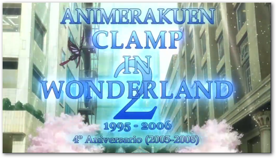 [Megapost] Mundo CLAMP W201