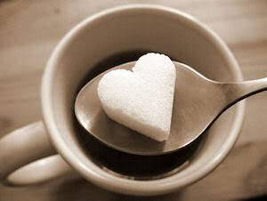 Love <3 in different Shapes <3 Sugar