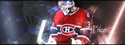 Montréal Canadiens. Carey-Price-1fv