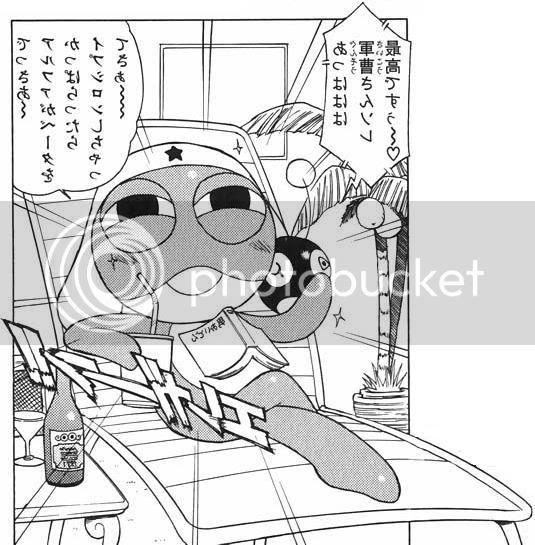 Imagenes de sus personajes preferidos Keroro08