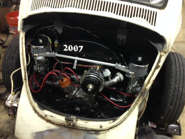 "'73 standard ""rescue"" Enginein"