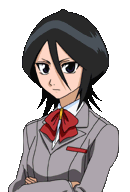 Rukia (I Have Permission) Bleachselectionmaybe