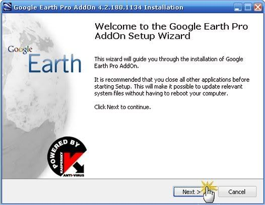 GOOGLE EARTH PRO ORIGINAL 2008 + CRACK 10