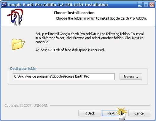 GOOGLE EARTH PRO ORIGINAL 2008 + CRACK 13