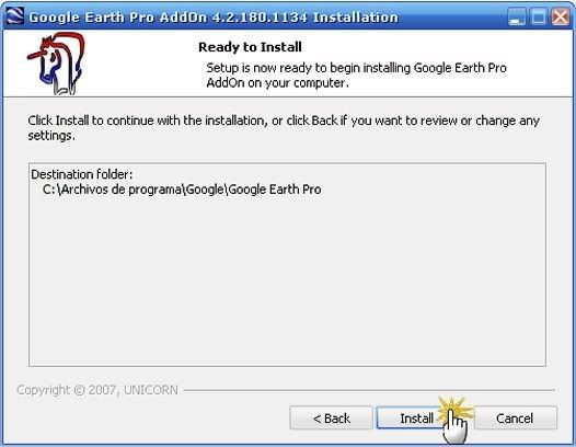 GOOGLE EARTH PRO ORIGINAL 2008 + CRACK 14