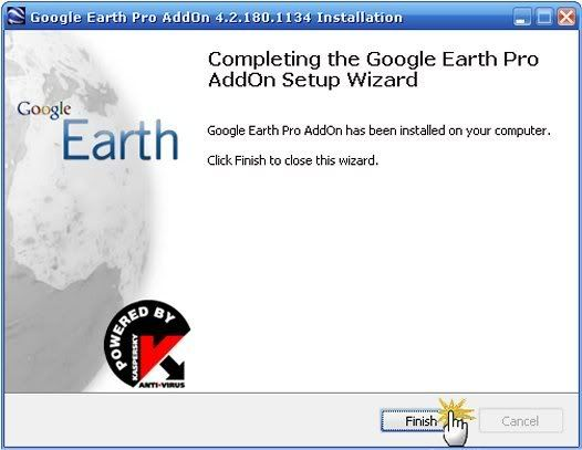 GOOGLE EARTH PRO ORIGINAL 2008 + CRACK 15