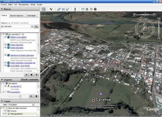 GOOGLE EARTH PRO ORIGINAL 2008 + CRACK 19
