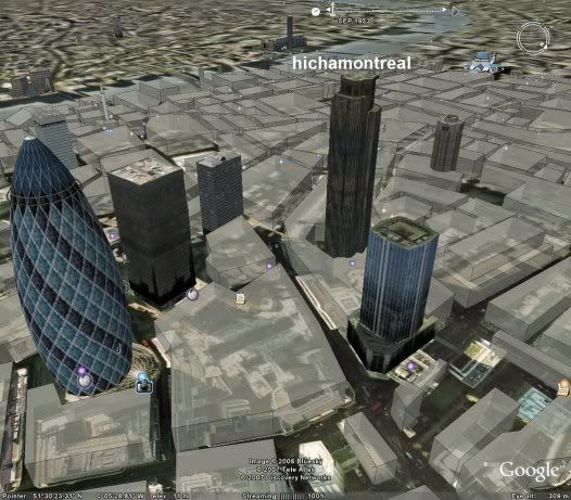 GOOGLE EARTH PRO ORIGINAL 2008 + CRACK 4
