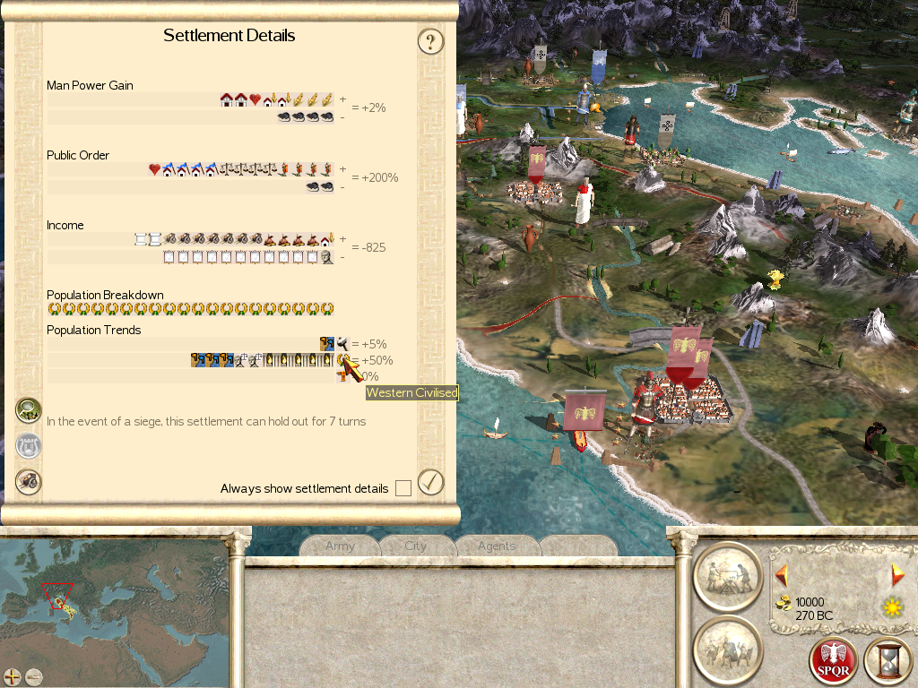 Rome Total Realism Beta 2 Settlement_Culture_zpskiqksvtr