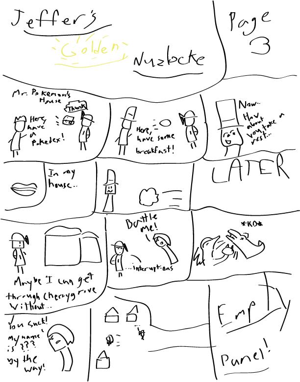 Jeffer's Golden Nuzlocke Chapter3-1